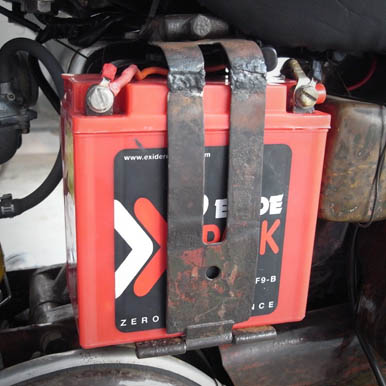 Baterias para Motos em Praia Grande