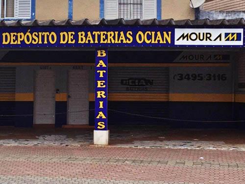 Ocian Baterias Praia Grande
