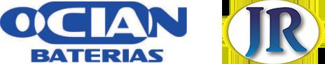 Ocian Baterias Logo